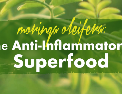 Moringa Oleifera: The Anti-Inflammatory Superfood