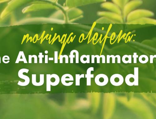 Moringa Oleifera: The Anti-Inflammatory Superfood