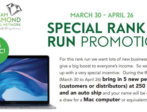 Rank Run Mac