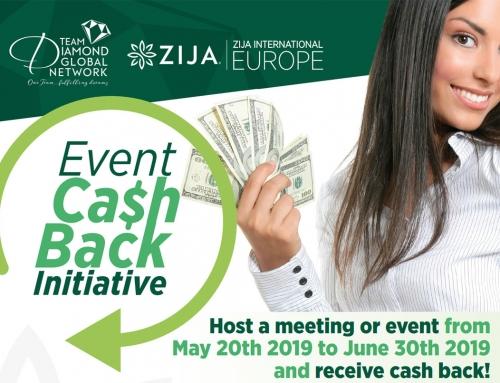 European Cash Back