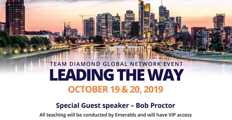 Leading The Way - Oct 2019 - Frankfurt